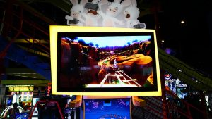 Enjoy arcade games at MaxBowl